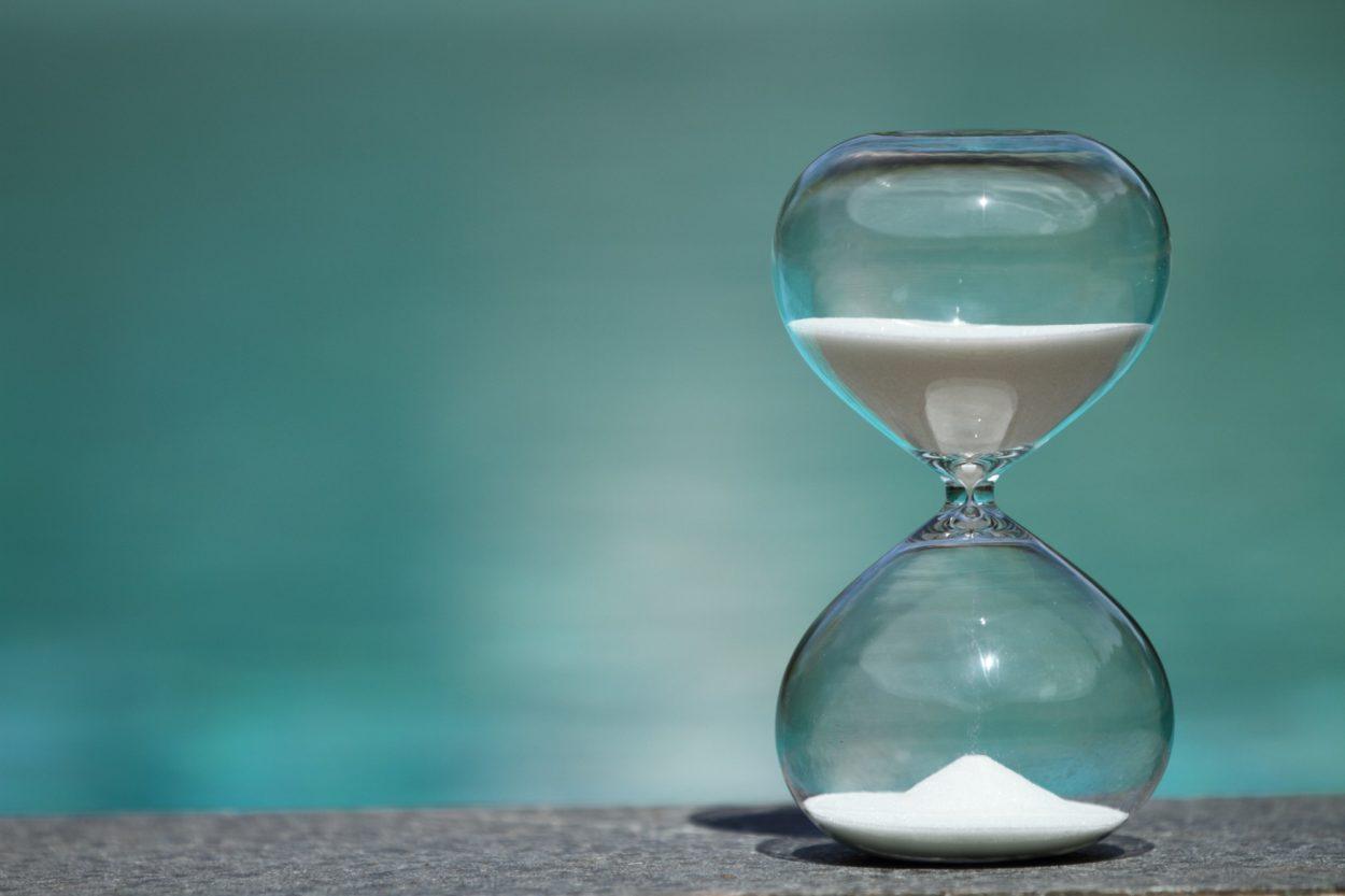 sand timer, daily standup, crosslead, washington dc